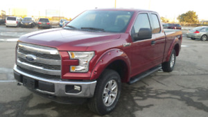 2015 Ford XLT.  Pick up Truck