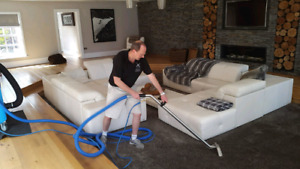 Professional upholstery carpets deep cleaning services