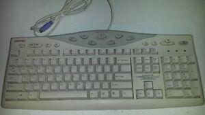 Clavier d'ordinateur et souris