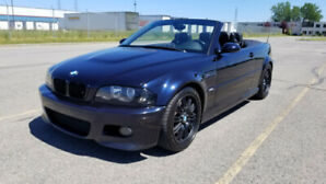 2003 BMW M3 CARBON BLACK 6 SPEED