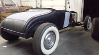 1926 1927 Ford Roadster 425 Buick Nailhead hot rod
