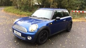 Bmw mini 1.4 2008 58 only coverd 60k 6 speed gearbox