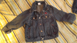 Carters 18 month Jean jacket.