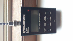 Cb Frequency Counter