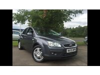 2005 FORD FOCUS GHIA TDCI 2.0 •1 YR MOT• •JUST SERVICED•