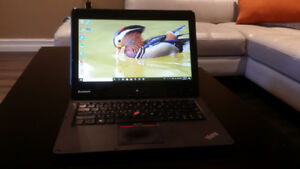 Lenovo ThinkPad 2-in-1 touch laptop (Core i7; 256GB SSD 8GB RAM)