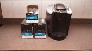KEURIG COFFEE MAKER AND K-CPS