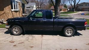 1999 Ford Ranger Pickup Truck in good condition