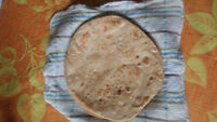 Homemade Tawa Rotis