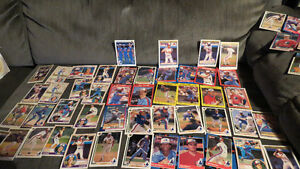 Montreal Expos MLB cards(55)