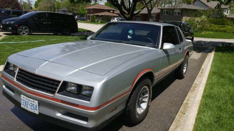 1985 Chevrolet Monte Carlo For Sale