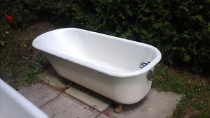 Cast iron bathtubs for sale
