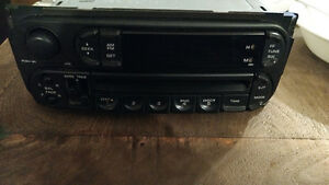 Dodge/Chrysler CD radio 2002-2005