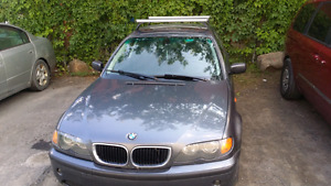 Bmw 325xi 2002 Awd full options excellente condition