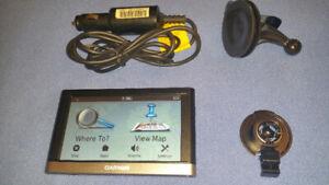 "Garmin nüvi 2597LMT GPS 5.0"" Display  Latest Maps Excellent"
