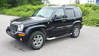 2004 Jeep Liberty LIMITED    ***CUIR ET TOIT***