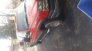 2003 Chevrolet Silverado 1500hd with or without plow