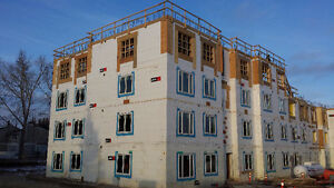 COMPLETE COMMERCIAL AND RESIDENTIAL ICF  PROJECT