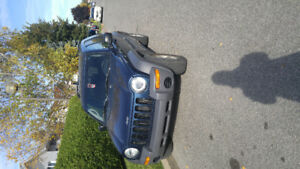 2003 Jeep Liberty Camionnette