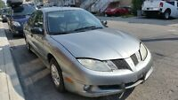 2005 Pontiac Sunfire Berline