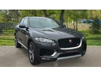 2017 Jaguar F-Pace 3.0d V6 S 5dr AWD- Sliding Panoramic Roof Auto Estate Diesel