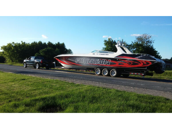 Used 1999 Fountain Powerboats lightning