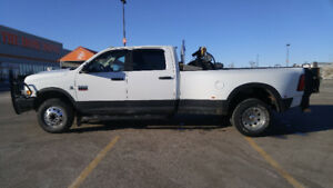 2011 Dodge Ram 3500 Dually 6.7L Diesel. Price Reduced! Trade
