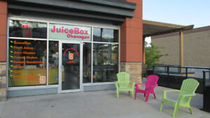 BUSINESS OPPORTUNITY! - The Juice Box