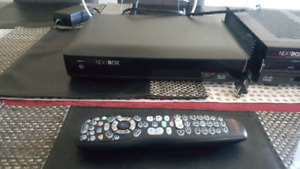 Nextbox 3.0 PVR and 1 HD nextbox