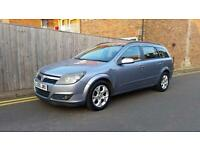 Vauxhall Astra ESTATE 1.7 CDTi 16v SXi 5dr 2005 05 REG 99K NEW TURBO FITTED