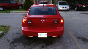 2006 Mazda Mazda3 Sedan Windsor Region Ontario image 1