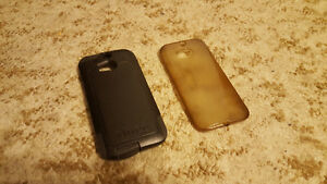 HTC one M8 otterbox and silicone cases