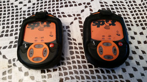 2 spot satellite personal trackers