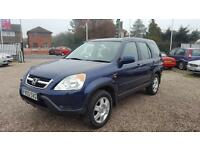 2003 Honda CR-V 2.0 i-VTEC SE Executive Long MOT Excellent Condition