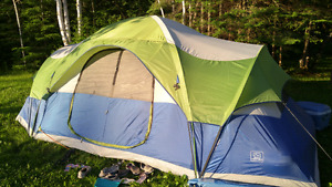 Tent - Cabin Style