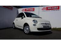 2010 60 FIAT 500 1.2 POP (START/STOP) FULL S/HISTORY.FINANCE AVAILABLE.2 KEYS .