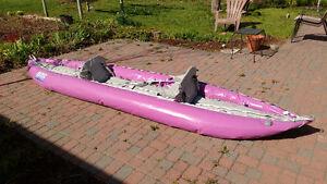 Aire Super Lynx II Tandem Inflatable Kayak