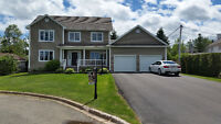 STUNNING HOME WITH IN-LAW SUITE IN MONCTON NORTH