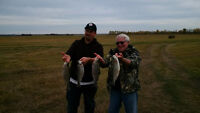 Rainbow Trout Fall Fishing Day