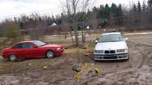 98 silver m3 bmw quick sale see other add!!!!