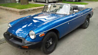 1979 MGB convertible for sale