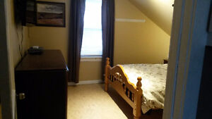 Furnished room to rent to female