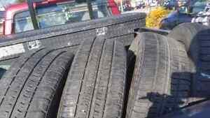 185 65 r14 almost new all season tires Gatineau Ottawa / Gatineau Area image 1