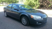 2005 Chrysler Sebring touring Berline extra clean