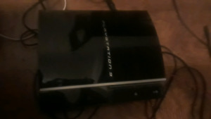 PS3 for sale w/ controllers
