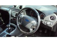 2011 FORD MONDEO 2.0TDCi 140 BROWN DIESEL CAR TITANIUM