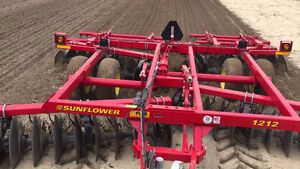 Case/IH or Sunflower Disc wanted