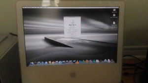 """Two 20"""" imac for sale. In good physical and working condition."""
