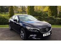 2018 Mazda 6 2.0 Sport Nav 4dr Manual Petrol Saloon