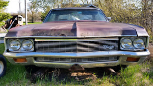 70 Caprice for sale